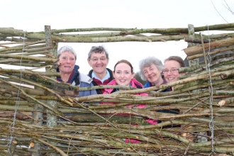 Brockholes Volunteers