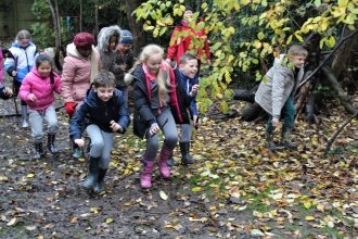 Forest School in Manchester