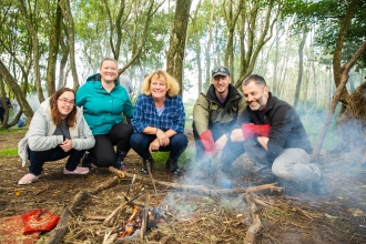 Workplace Wellbeing at Brockholes
