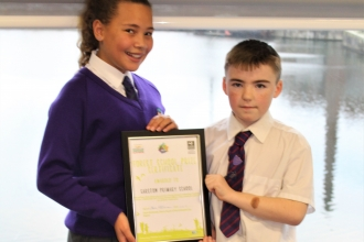 forest school award liverpool