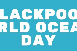 Join us in Blackpool to celebrate World Ocean's Day 2019 on the beach
