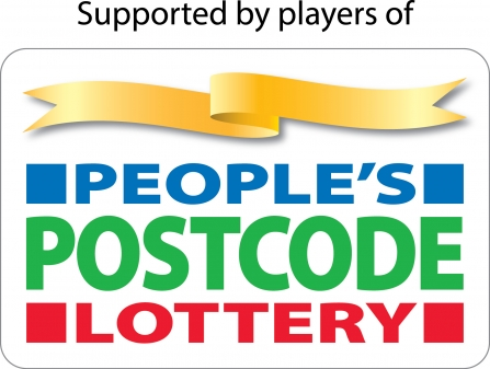 players of postcode lottery logo