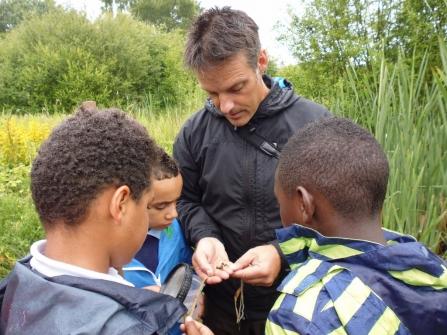Nick Baker Wildlife Trust