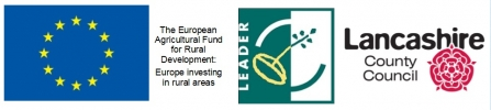 Forestry project funder logos