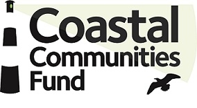 The logo of the Coastal Communities fund